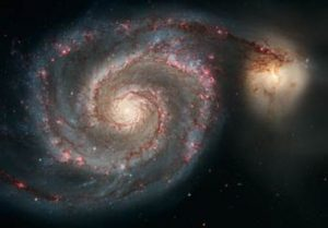 Die Spiralgalaxie dient als Vorbild © NASA, ESA, S. Beckwith (STScI), and The Hubble Heritage Team